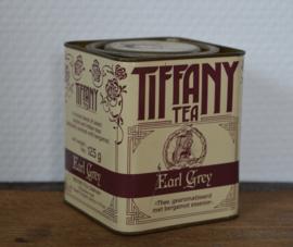 Tiffany Tea blikje