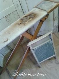 Oude strijkplank VERKOCHT