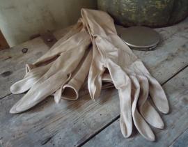Brocante handschoenen VERKOCHT