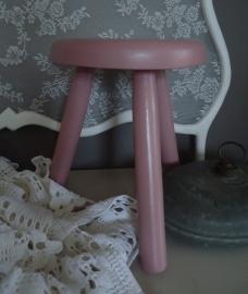 Roze melkkrukje VERKOCHT