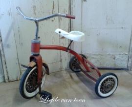 Oud fietsje VERKOCHT