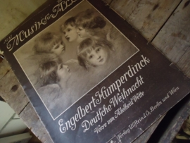 Muziekblad Engelbert Humperdinck VERKOCHT