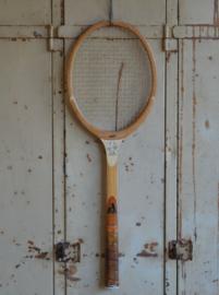 Oud tennisracket