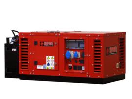 Benzine Aggregaat EPS12000E Honda 3000rpm 69dB(A) 10 kVA | 230V | SUPER SILENT