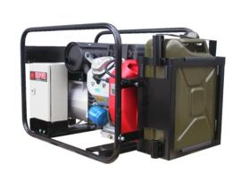 Benzine Aggregaat EP13500TE Honda 3000rpm 75dB(A) 12 kVA | 400V