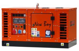 Diesel Aggregaat New Boy EPS83TDE Kubota  3000rpm 62dB(A) 7 kVA | 400V | SILENT