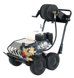 Hogedruk-reinigers met verbrandings-motor
