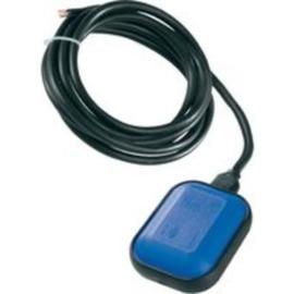Vlotterschakelaar met wisselkontakt en met afstelgewicht en 3 meter kabel