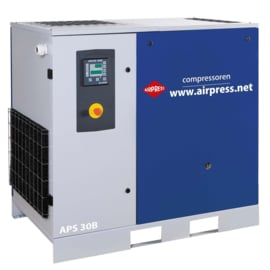Airpress Schroefcompressor APS 30-B (+ ES3000 energy saver)
