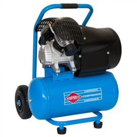 Airpress Compressor HL 425/24V-Twin