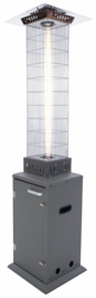 Sunred Flame Heater Torch Atria grijs