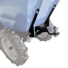 Trekhaak voor motor kruiwagen 57395