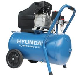 Hyundai 50L Compressor 8BAR directe aandrijving 2PK