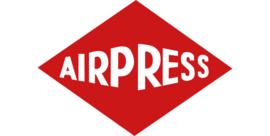 Airpress 2 x insteektule (Euro 8 mm slangaansluiting)