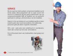 Airpress compressor K 300-600