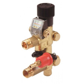 Eurom Controlset Drukregelaar Interpump KR100 Controlset - 11 Lpm - 120 Bar - Compatible with Interpump 51 Series