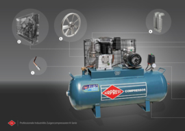 Airpress compressor K 200-600