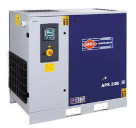 Airpress Schroefcompressor APS 20-B (+ ES3000 energy saver)