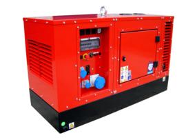 Diesel Aggregaat EPS8DE Kubota 1500rpm 60dB(A) 7 kVA | 230V | SUPER SILENT