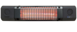 Sunred Heater Sun and Sound Wall 2000