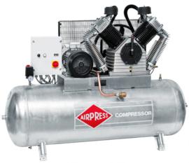 Airpress Compressor GK2500-500SD  ( Y/D ster driehoek starter) (met gegalvaniseerde tank)