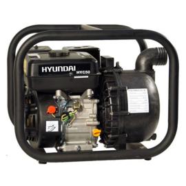 "Hyundai Waterpomp 50 MM (2"") met 210 cc benzinemotor (Chemicalien/zoutwater) aanpassen!!"