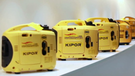 Kipor service IG serie generatoren