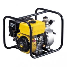 Motorpompen (verbrandings-motor)