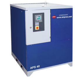 Airpress Schroefcompressor APS 40 (+ ES3000 energy saver)