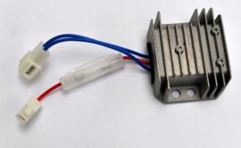 Laad (accu) spanningsregelaar (AVR) tbv Kipor KDE6700T/T3/12/16/19/STA3