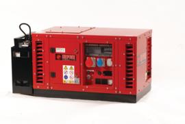 Benzine Aggregaat EPS6500TE Honda 3000rpm 62dB(A) 6,5 kVA | 400V | SUPER SILENT