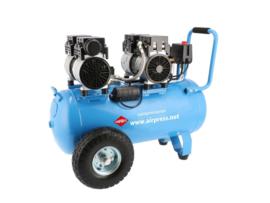 Airpress Stille Olievrije Zuigercompressor Compressor LMO 50-270