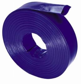 """Klokpompslang (PVC + synt. textiel) 1 1/4"""" 32mm (50 meter)"""
