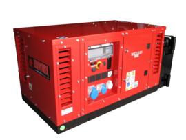 Diesel Aggregaat EPS5500DE Yanmar 3000rpm 66dB(A) 4,5 kVA | 230V | SILENT