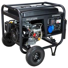 Hyundai HY9000LEK Benzine Generator (elektrische start)