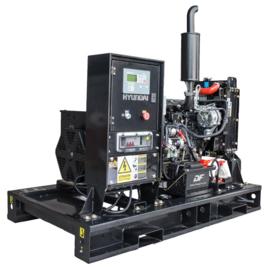 Hyundai Aggregaat DHY11KEM 3000rpm dB(A) 10 kVA | 230V |