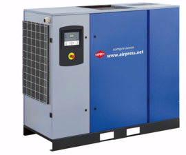 Airpress Schroefcompressor APS 30BD Dry (+ ES4000 energy saver)