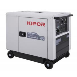 Kipor diesel generator type ID6000 (Inverter)