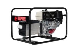 Benzine Aggregaat EP6000 Honda 3000rpm 72dB(A) 5,4 kVA | 230V