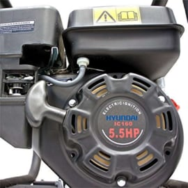 "Hyundai Waterpomp 50 MM (2"") met 163 cc benzinemotor"