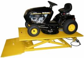 Motorhefbrug (685 kg) (Hefbrug/lift/sleutelhulp motorgrasmaaiers, quads)
