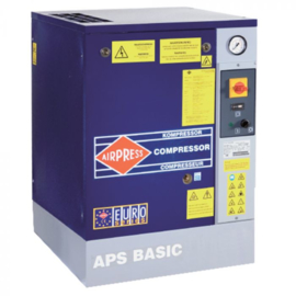 AIRPRESS SCHROEFCOMPRESSOR BASIC APS 15
