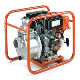 Eurom SE-80XD  diesel motorpomp  (Robin motor)