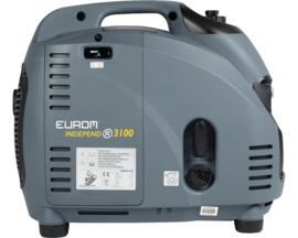 Eurom Independ Inverter 3100 Benzine aggregaat