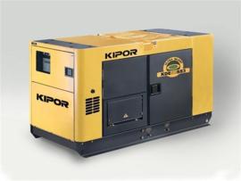 Kipor diesel generator type KDE45 SS3 Kopie