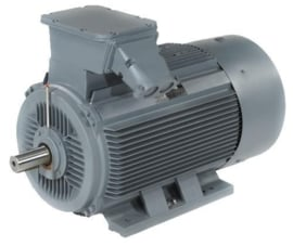 OMT1-IE3 315LX2 200kW (3000rpm) 400/690V 50Hz IP55 B3/B5/B35/V1