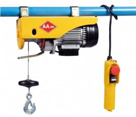 Elektrische kabeltakels ( 125 & 1000 kg)