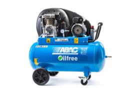 Met de ABAC ZERO is uw perslucht schoon en vrij van olieresten!