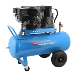 Airpress compressor BM 100-330