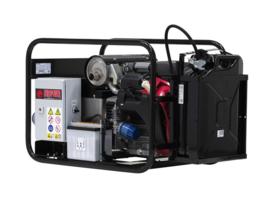 Benzine Aggregaat EP12500E Honda 3000rpm 75dB(A) 11 kVA | 230V